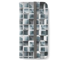Cubes Within Cubes iPhone Wallet/Case/Skin