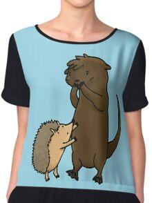 Otterhog Chiffon Top