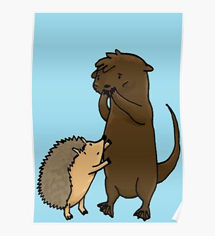 Otterhog Poster