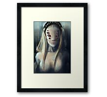 The Stalk Framed Print