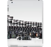 Photo Cameras iPad Case/Skin