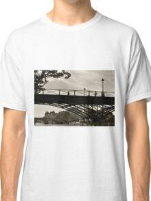 Le Pont des Arts Classic T-Shirt