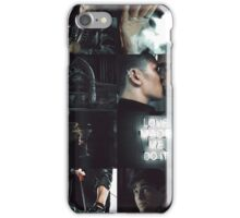 Malec - Shadowhunters  iPhone Case/Skin