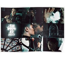 Malec - Shadowhunters  Poster