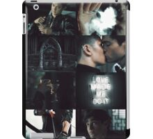 Malec - Shadowhunters  iPad Case/Skin