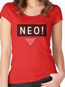 NEO! - Mango Tag Women's Fitted Scoop T-Shirt