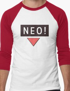 NEO! - Mango Tag Men's Baseball ¾ T-Shirt