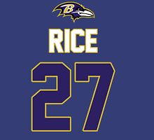 Baltimore Ravens‬, ‪NFL‬, ‪Ray Rice Unisex T-Shirt