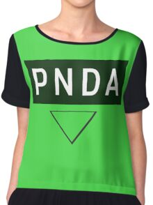 PNDA - Hungrybox Tag Chiffon Top
