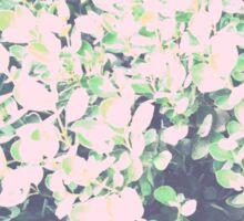 Foliage V7 #redbubble #lifetsyle Sticker