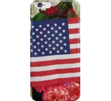 Happy Memorial Day iPhone Case/Skin