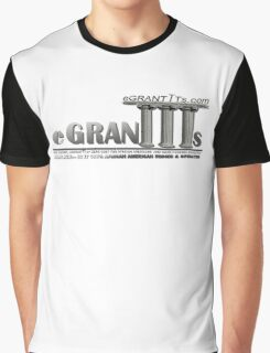 ProBlack eGranTTTs.com (PayPal Verified) CrowdFunding Graphic T-Shirt