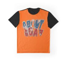 ABOUT ECAF Graphic T-Shirt