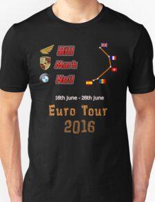 Euro Bike tour 2016 T-Shirt