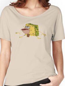 Caveman Spongebob Women's Relaxed Fit T-Shirt