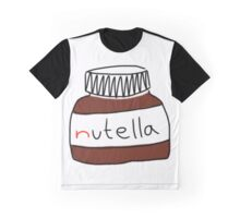 Nutella Graphic T-Shirt