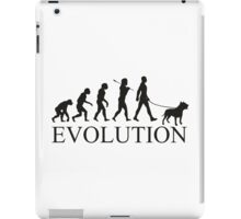 EVOLUTION pitbull iPad Case/Skin