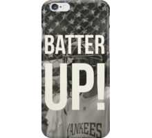 BATTER UP! iPhone Case/Skin