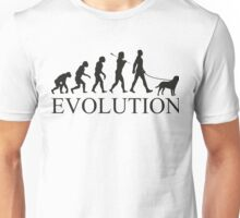 EVOLUTION labrador Unisex T-Shirt