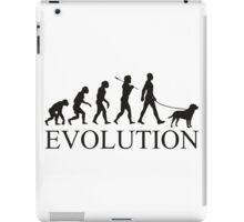EVOLUTION labrador iPad Case/Skin