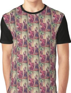 girl in front of  mirror Graphic T-Shirt