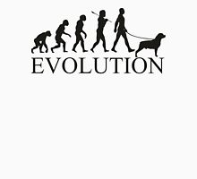 EVOLUTION rottweiler Unisex T-Shirt