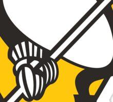 Pittsburgh Penguins hockey Sticker