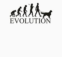 EVOLUTION golden retriver Unisex T-Shirt