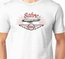 F86 Sabre Unisex T-Shirt