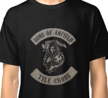 Sons of Anfield - Tile Cross Classic T-Shirt