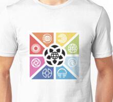 TrianglesSymbolsEC Unisex T-Shirt