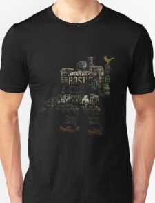 Bastion Phrases - Overwatch T-Shirt
