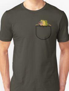 Caveman Spongebob (SpongeGar) Pocket Shirt Unisex T-Shirt