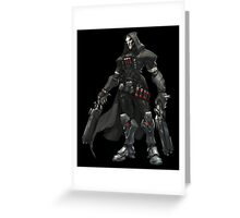 Overwatch - Reaper Pose Greeting Card