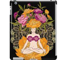meditation iPad Case/Skin