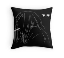FLCL Mamimi cigarette Throw Pillow