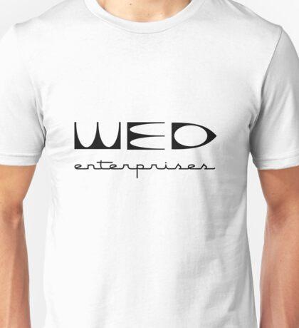 WED Unisex T-Shirt