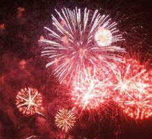 Edinburgh Festival Fireworks - 3 Sticker