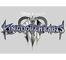kingdom hearts 3 game poster, sticker and much more Photographic Print