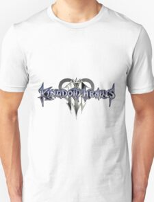 kingdom hearts 3 game poster, sticker and much more Unisex T-Shirt