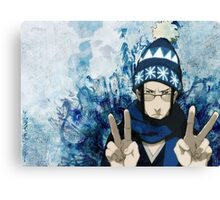 Winter With Jin Canvas Print