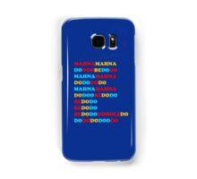 MAHNA MAHNA MUPPETS T SHIRT ETC Samsung Galaxy Case/Skin