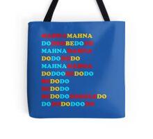 MAHNA MAHNA MUPPETS T SHIRT ETC Tote Bag