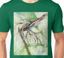 Bird of Paradise, a faded beauty Unisex T-Shirt
