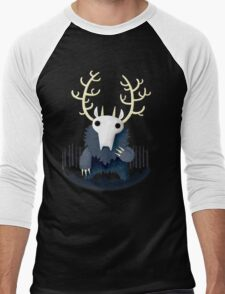 Wendigo Men's Baseball ¾ T-Shirt