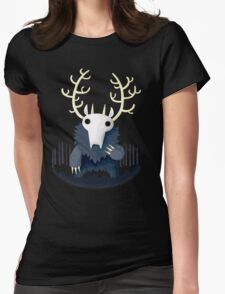 Wendigo Womens Fitted T-Shirt