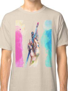 Painter's Hand Classic T-Shirt
