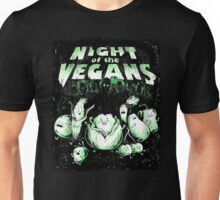 Night of the Vegans Unisex T-Shirt