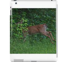 Leaping Deer iPad Case/Skin
