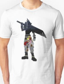 Sacrifice Of Cloud - Cloud's Fate T-Shirt